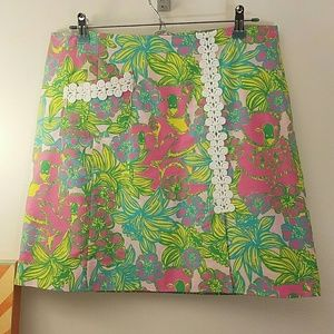 Lilly Pulitzer Skirt Size 10 ROCK BOTTOM PRICE
